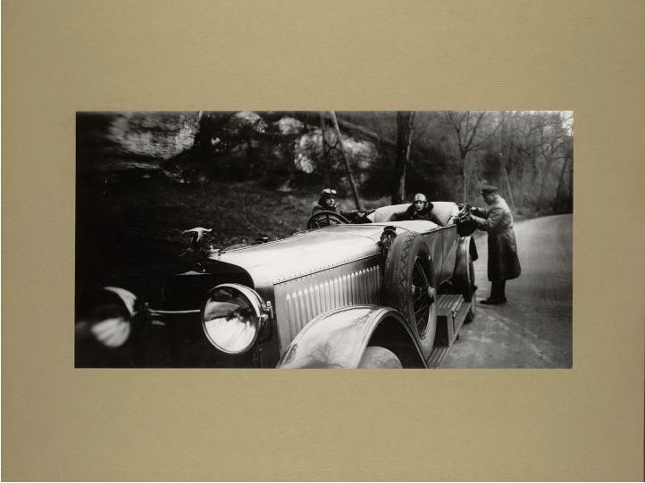 Mise en ligne des albums de Jacques-Henri Lartigue (1894-1986)