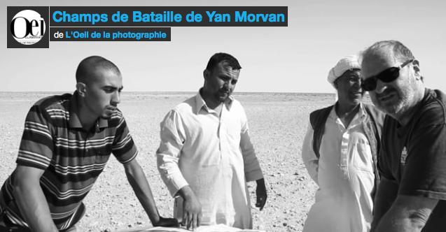 Champs de bataille de Yan Morvan
